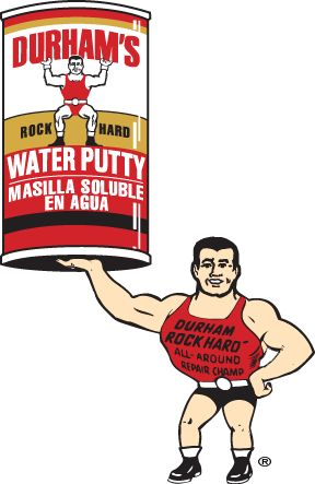 """Durham's Rock Hard Water Putty is available through retail outlets nationwide. Ask for it by name at your local hardware store, home center, or DIY retailer. You can also purchase it online from several merchants – just do a search for """"water putty."""" #Durhams #Durham's #WaterPutty"""