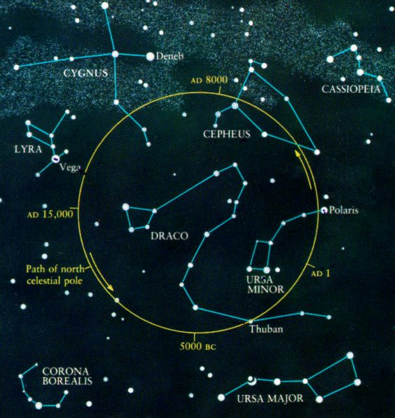 polaris star map - photo #20