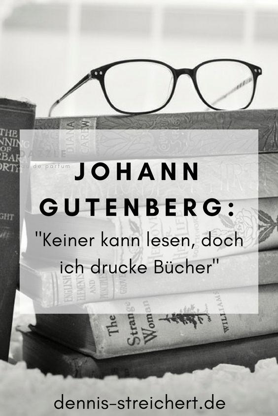 Gutenberg Buchdruck