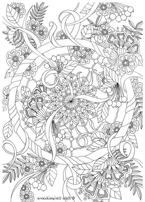 Twenty Adult Coloring Pages Dibujos Para Colorear Dibujos Y
