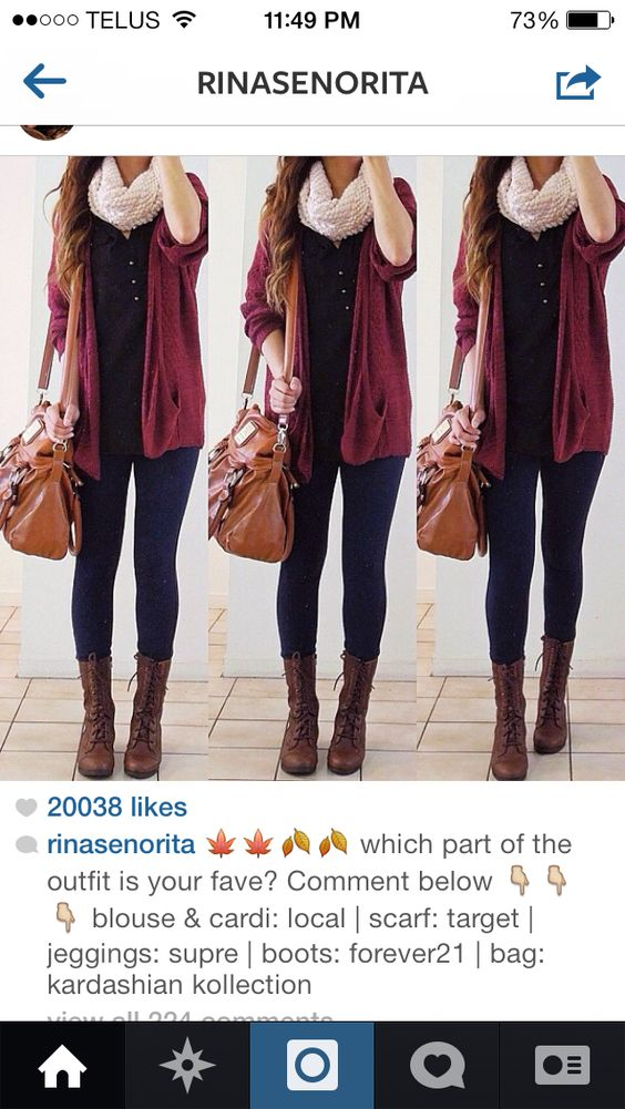 Cute purse! I want this outfit!