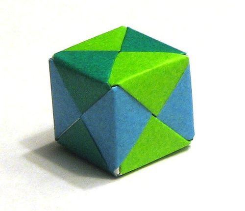 how to make a origami box wikihow