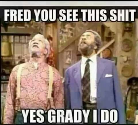Pin By Titus King On Anything Go S Sanford And Son Good Morning Funny Work Humor