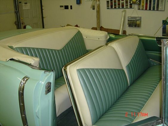 Classic Car Upholstery Vancouver Island Bc Vintage Interior Classic 62 New Yorker