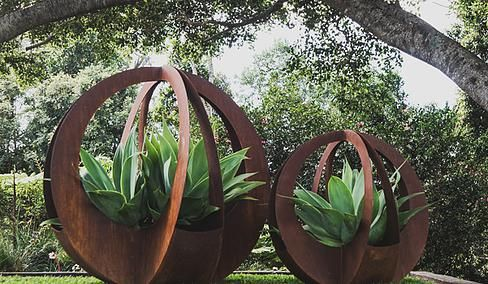 Our range of planters