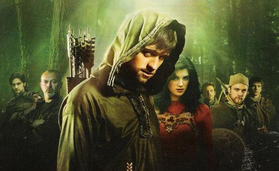 Robin Hood, I usually LOVE anything Robin Hood related but this was a bit cheesy, like teenage fantasy. 6/10