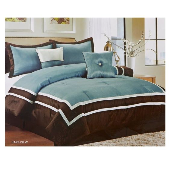 pc parkview hotel comforter set queen comforters bedding bed for the