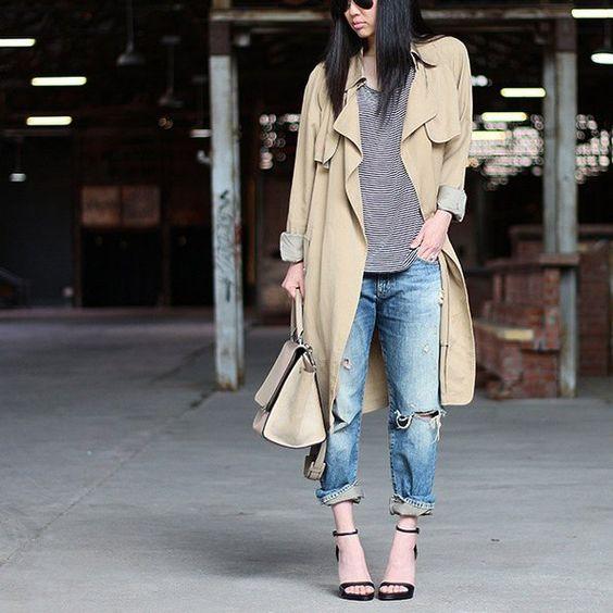 Pin for Later: 10 Herbst-Trends, die nicht nur die Models auf dem Laufsteg tragen können Jacken im Militär-Stil