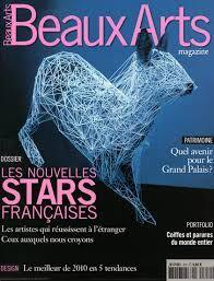 """Résultat de recherche d'images pour """"beaux arts magazine"""""""
