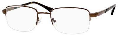 Eyeglasses Safilo Elasta Elasta 7169 01wk Light Brown