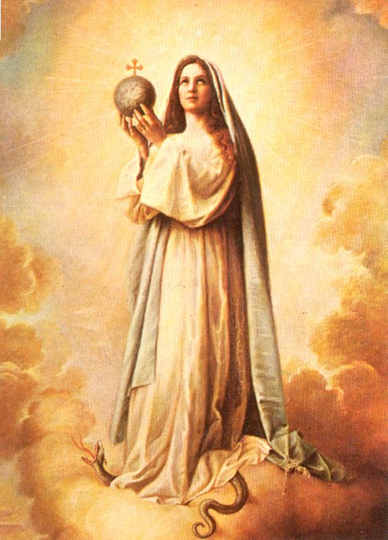 Maria Regina dell'universo