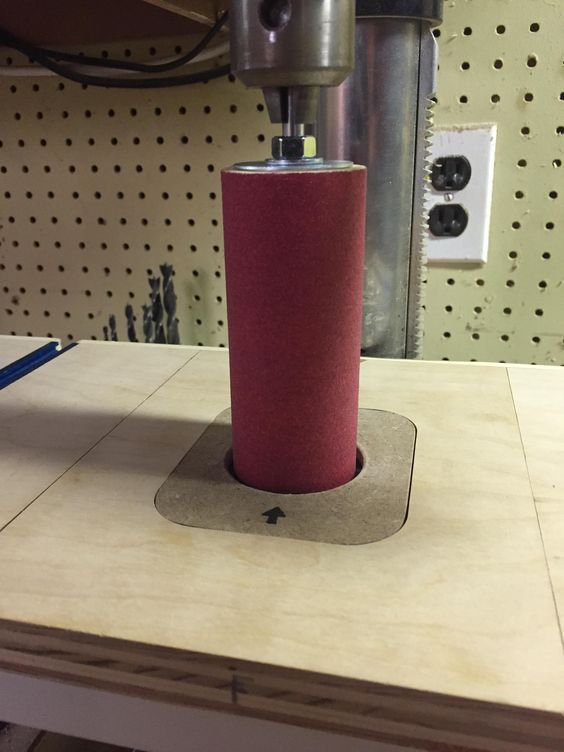 I gave my drill press a part time job #handmade #crafts #HowTo #DIY