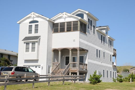 South Nags Head Vacation Rental: Pier Watch 705 |  Outer Banks Rentals