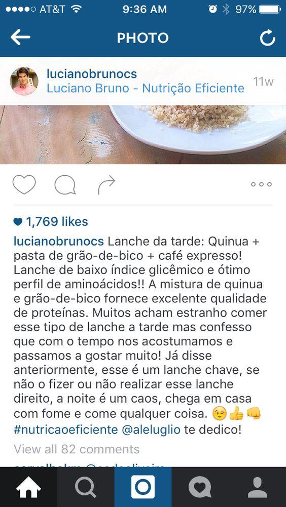 Quinoa e grao de bico