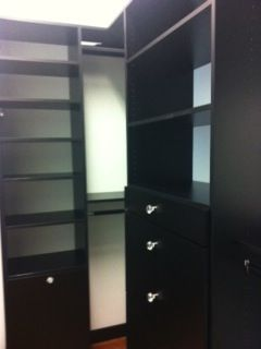 Organizing a new home! Love this closet