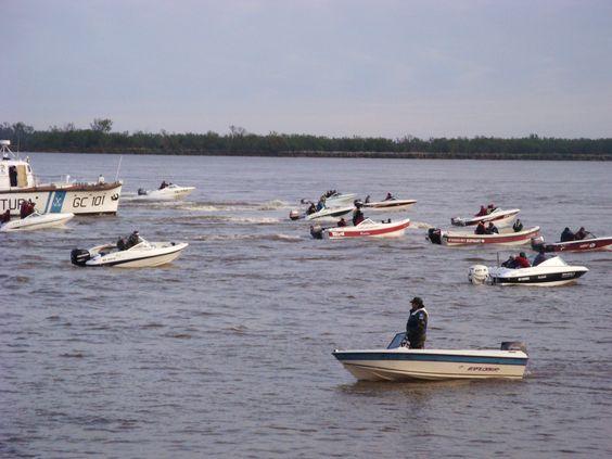 Torneo de pesca.