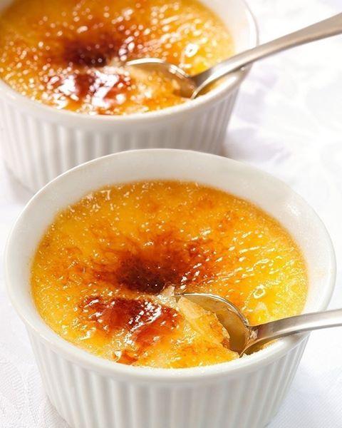 Como resistir a um perfeito crème brûlée? Com sua crocância e textura aveludada fica impossível! Yummy!  #poire #poirepelomundo