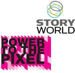 A new StoryForward, a podcast about #transmedia storytelling. StoryWorld Conference, Power to th Pixel, ARGNet news.