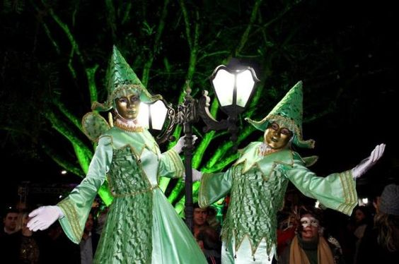 Festa da Gastronomia traz comida típica italiana e baile de máscaras ao Sul de SC  Prefeitura de Nova Veneza/Divulgação