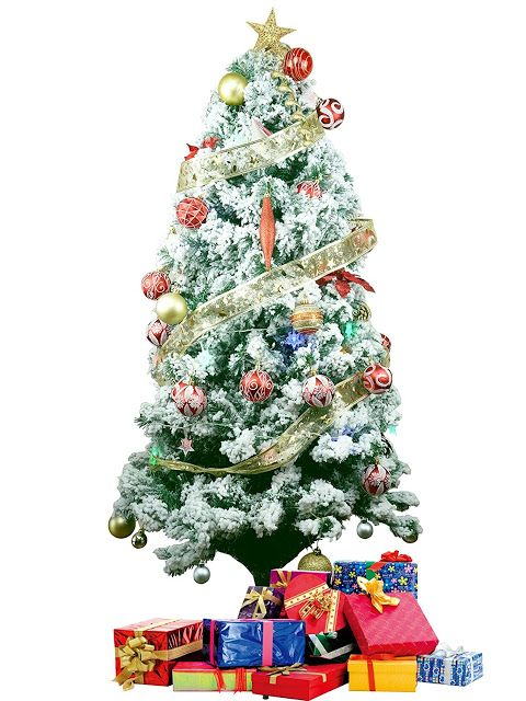 30 Best Christmas Tree You Can Buy From Amazon Cool Christmas Trees Christmas Tree Ornaments Christmas Tree Roses