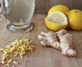 Remedio con jengibre y jugo de limón: beneficios y cómo hacerlo