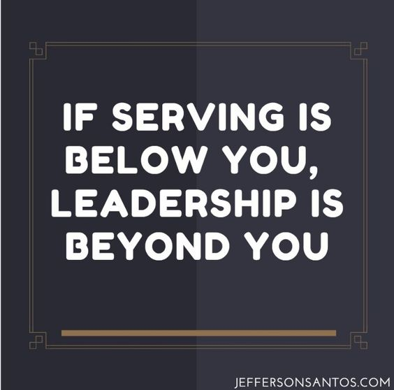 Humble And Lead: A Good Leader Always Leads By Example. Set One.#Leadership