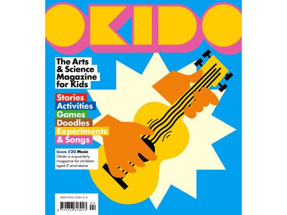 Okido Revista infantil