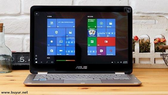 Katlanabilir Bilgisayar: Asus ZenBook Flip UX360