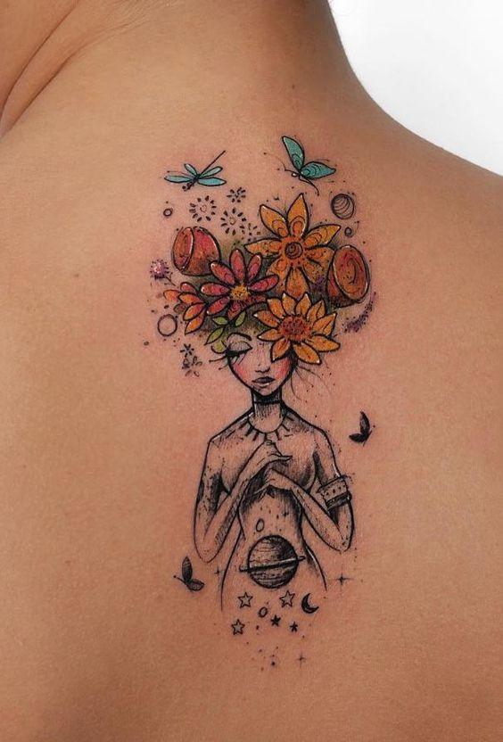 Tatuajes Para Mujeres adorables tatuajes para mujeres poco convencionales