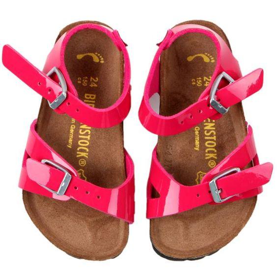 BIRKENSTOCK Enfant Rio Birko Sandals
