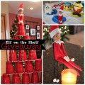 Funny Elf on the Shelf Ideas #elfontheshelf #elfontheshelfideas