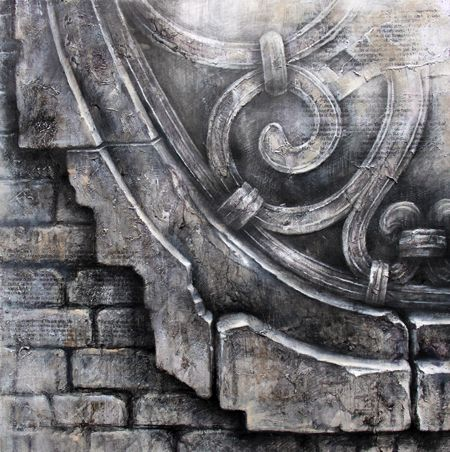 For Jordan: Ian Murphy Artist who looks at derelict buildings. 4 free galleries of drawings, paintings and sketchbooks, so find as many close-up images as possible.