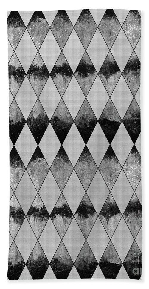 Geometric Diamond Glam 2 Geo Decor Art Beach Towel For Sale By Anitas And Bellas Art In 2020 Geometric Diamond Art Soft Beach Towel