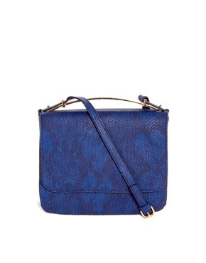 Image 1 ofASOS Bag With Curved Handle