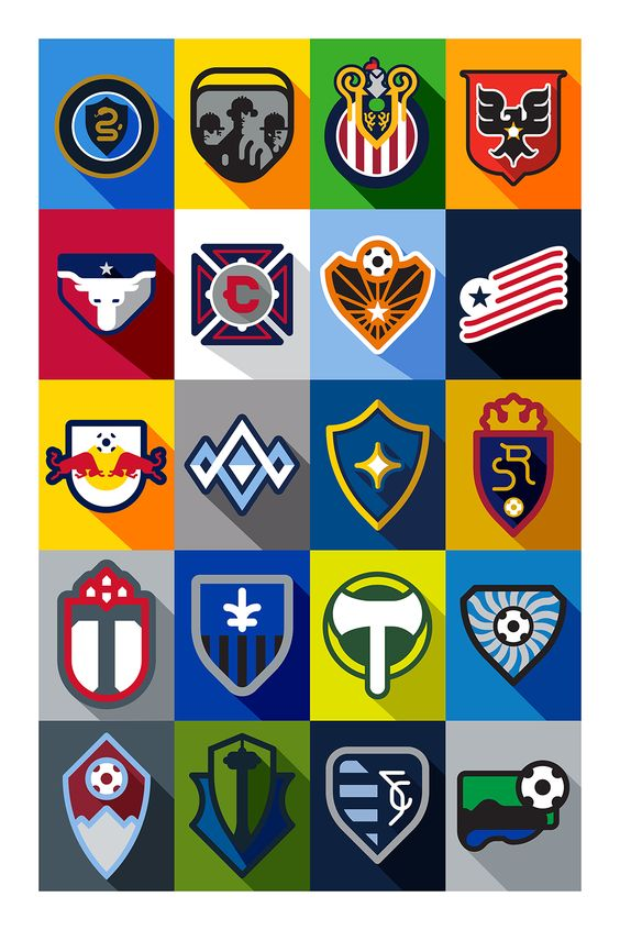 for mls all major league soccer club logos deconstructed