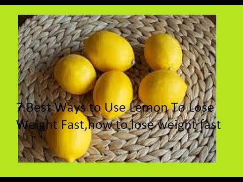 9 best how to lose weight images on pinterest lose weight lost 7 best ways to use lemon to lose weight fast how to lose weight fast ccuart Images
