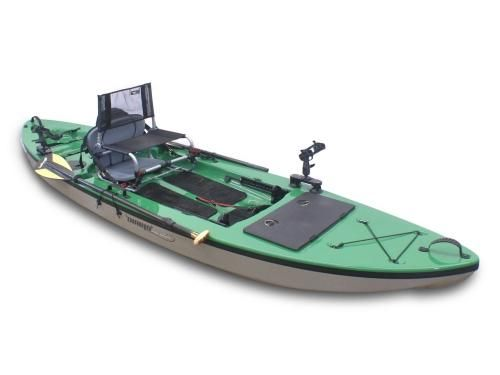 Diablo makes a sweet ride. A great way to get on the water!: