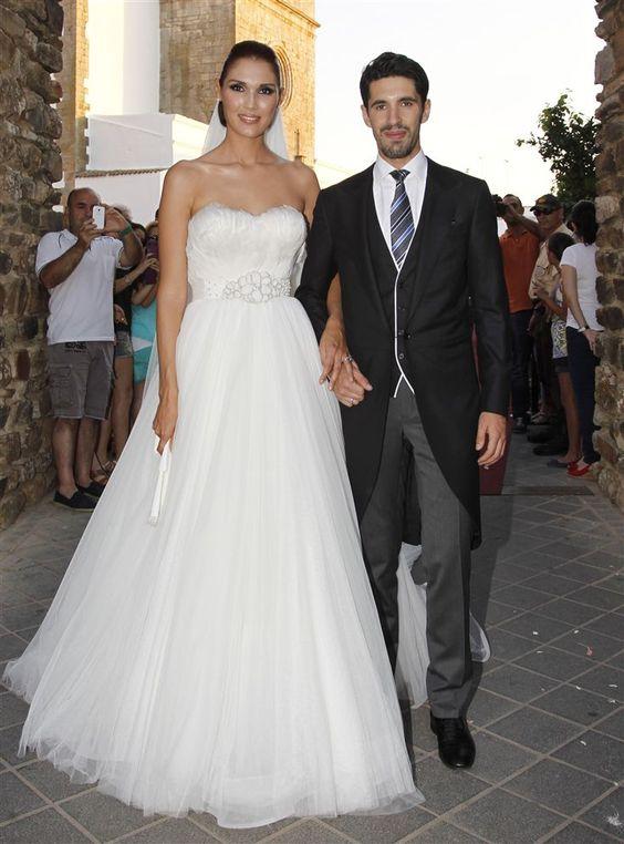 Alejandro Talavante y Jéssica Ramírez