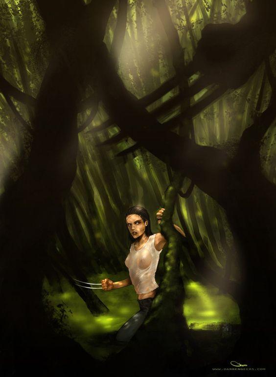 X-23 by DarrenGeers