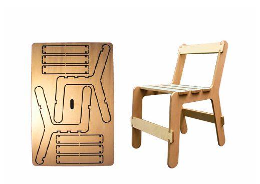 muebles de papel para recortar y armar imagui more diseño de muebles