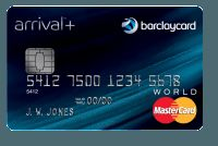 $440 towards travel with Barclays Arrival+ Mastercard