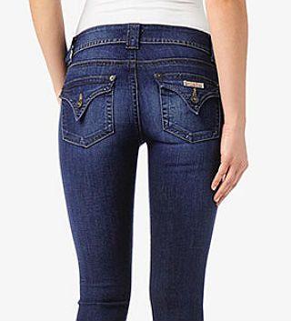 Heart Shaped Butt Jeans