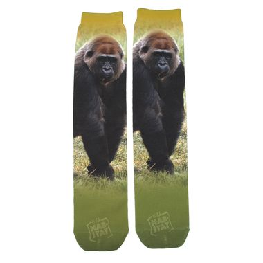 Gorilla Sublimation Tube Socks