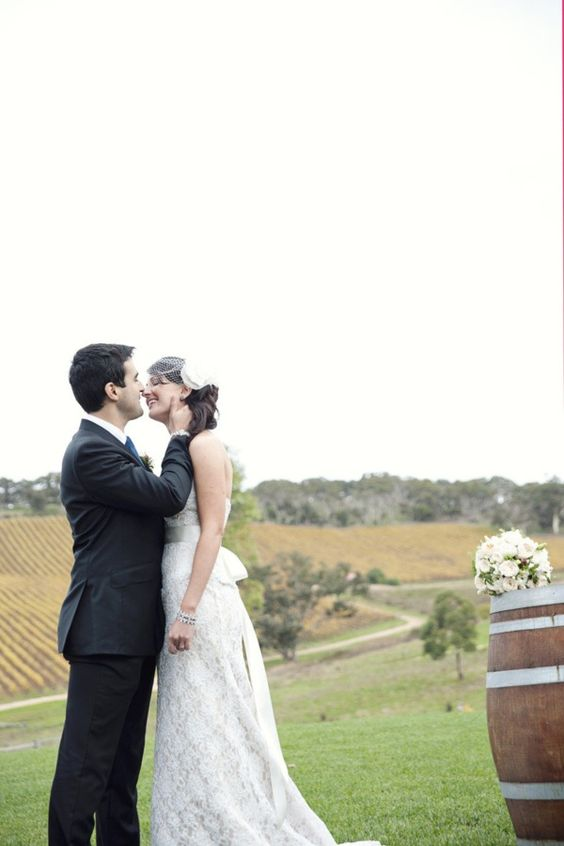 Adelaide Hills Wedding at Longview Vineyard