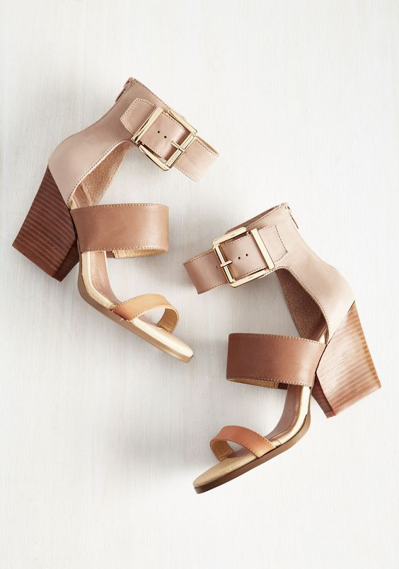 neutral ankle strap sandals