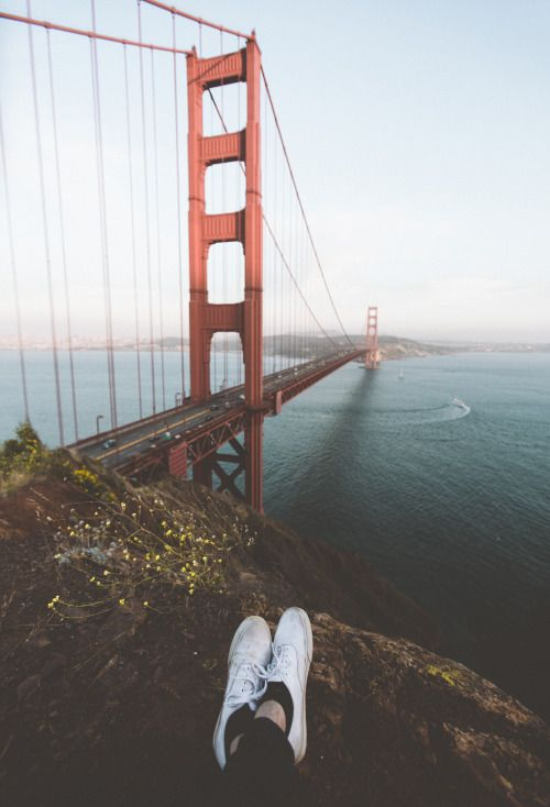 When was the last time you did something for the first time? #wanderlust #travel #sanfrancisco #california