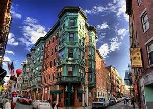 Little Italy- Boston, MA.
