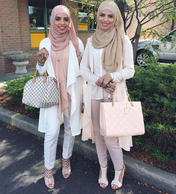 Pinned via Nuriyah O Martinez The Jay Sisters Hijab