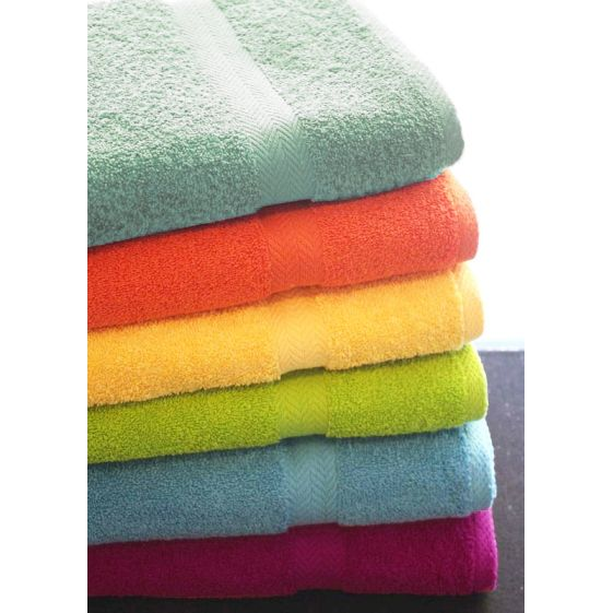 Deluxe Bright Bath Towel Collection Towel Collection Bathroom