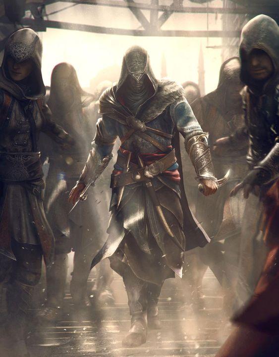 Assassin'-s Creed Computer Wallpaper - WallpaperSafari